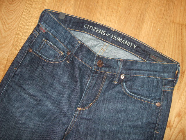 CITIZENS OF HUMANITY Amber Medium Rise Bootcut Jeans 26 33 UK 8