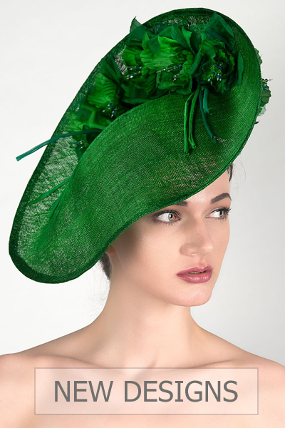 New Royal Ascot Hats 2020, Mother of the Bride Hats 2020. Handmade Designer Hats.